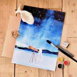 IllustCode画集「Book-of-painting」
