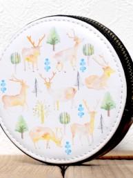 deer-野生の棲む森-コインケース