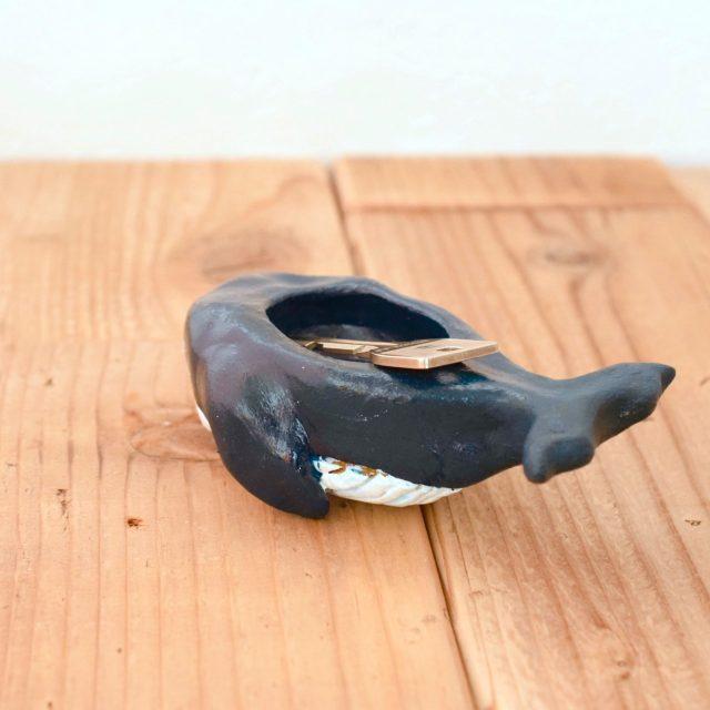 マッコウクジラのアクセサリートレイ - 3