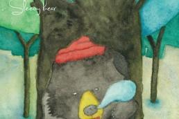 おねむりクマ