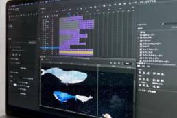 アニメーションの製作